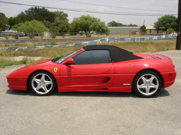 1995 ferrari f355 spider for sale in schertz texas classified americanlist. Cars Review. Best American Auto & Cars Review