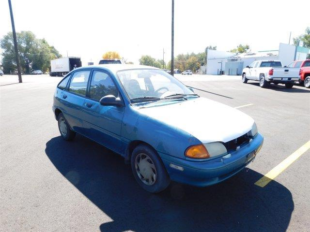 1995 Ford Aspire Base 4dr Hatchback