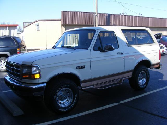 American 180 Full Auto For Sale: 1995 Ford Bronco Eddie Bauer For Sale In Manila, Arkansas