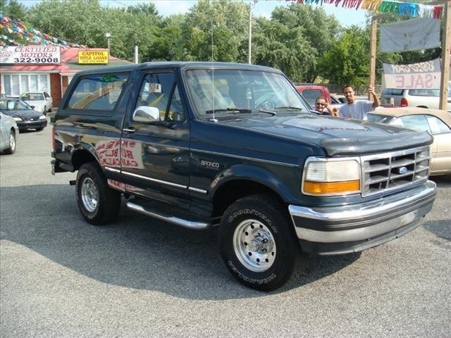 1995 Ford Bronco Xlt For Sale In Bear Delaware Classified