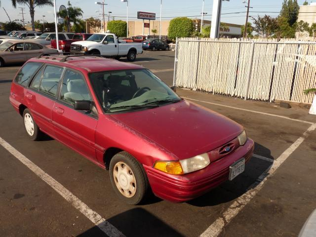 1995 ford escort lx for sale in buena park california. Black Bedroom Furniture Sets. Home Design Ideas