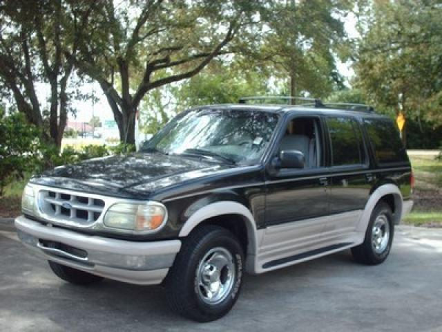 1995 Ford Explorer Eddie Bauer For Sale In Clearwater