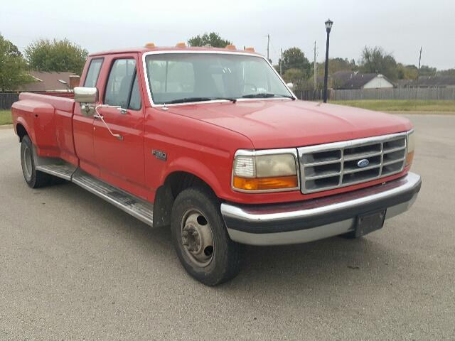 1995 ford f 350 xl 2dr xl extended cab lb for sale in. Black Bedroom Furniture Sets. Home Design Ideas