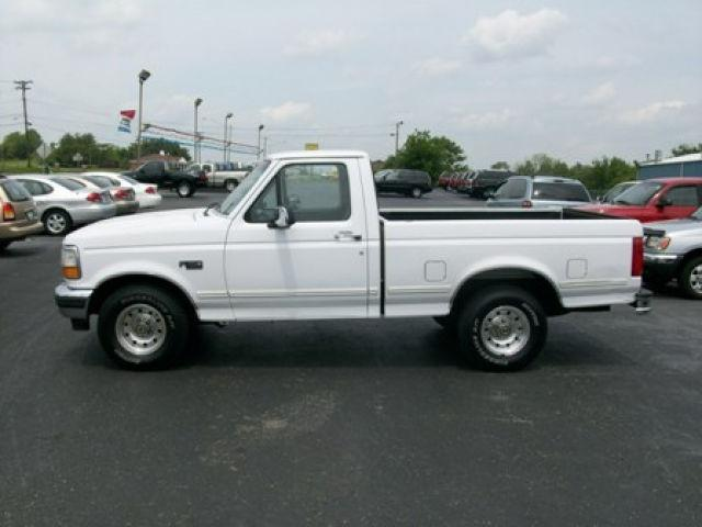 Don Marshall Somerset Ky >> 1995 Ford F150 For Sale In Somerset Kentucky Classified