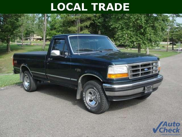 1995 ford f150 1995 ford f 150 car for sale in cambridge oh. Black Bedroom Furniture Sets. Home Design Ideas