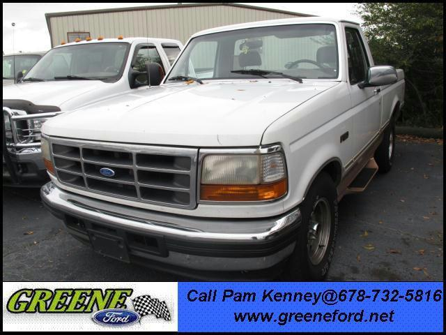 1995 ford f150 1995 ford f 150 car for sale in gainesville ga 4365124897 used cars on. Black Bedroom Furniture Sets. Home Design Ideas