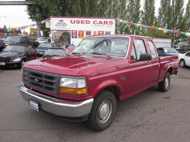 1995 ford f150 for sale in renton washington classified. Black Bedroom Furniture Sets. Home Design Ideas