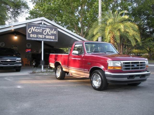 1995 Ford F150 Eddie Bauer For Sale In Tampa Florida