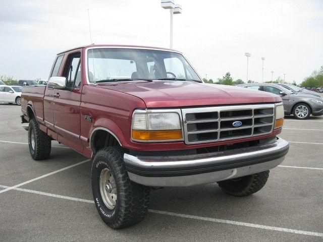 1995 Ford F150 XL for Sale in Plainfield, Indiana ...