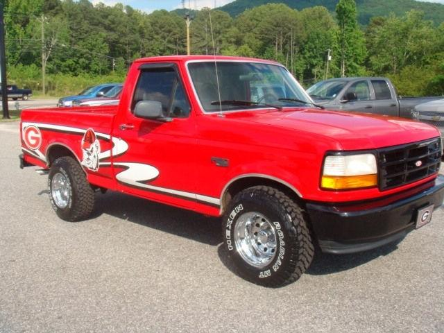 1995 ford f150 xl for sale in cumming georgia classified. Black Bedroom Furniture Sets. Home Design Ideas