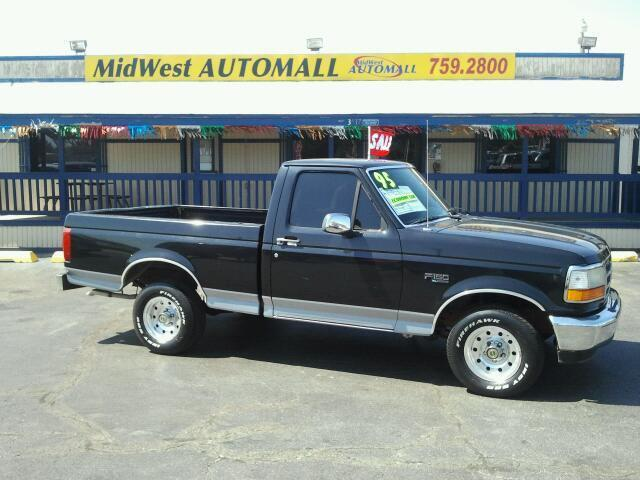 1995 ford f150 xl for sale in moore oklahoma classified. Black Bedroom Furniture Sets. Home Design Ideas