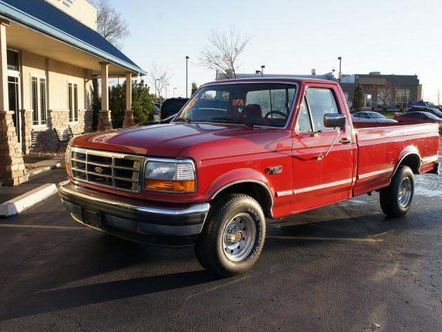 1995 ford f150 xl 1995 ford f 150 xl car for sale in olathe ks 4365001288 used cars on. Black Bedroom Furniture Sets. Home Design Ideas