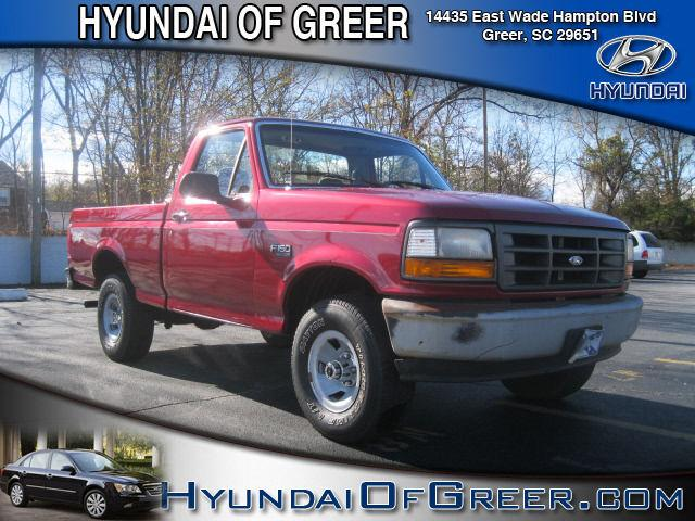 1995 Ford F150 Xl For Sale In Greer South Carolina