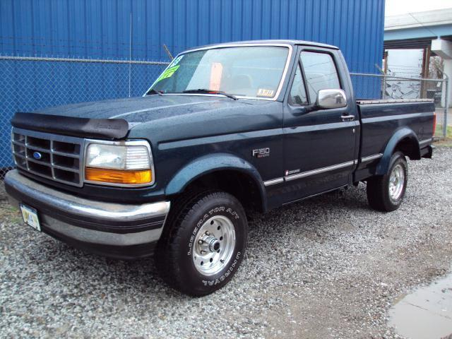 1995 ford f150 xl for sale in martins ferry ohio classified. Black Bedroom Furniture Sets. Home Design Ideas