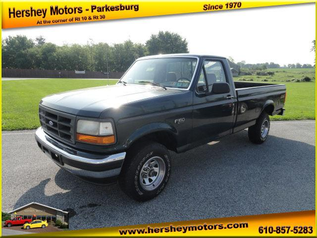 1995 ford f150 xl for sale in parkesburg pennsylvania classified. Black Bedroom Furniture Sets. Home Design Ideas