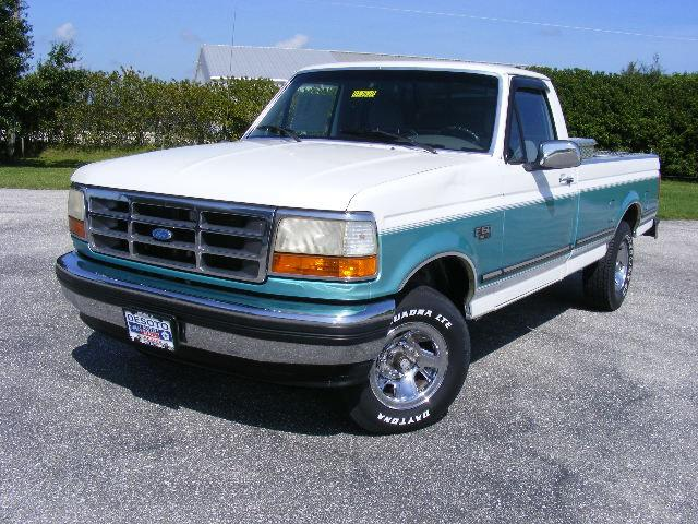 1995 ford f150 xlt for sale in arcadia florida classified. Black Bedroom Furniture Sets. Home Design Ideas