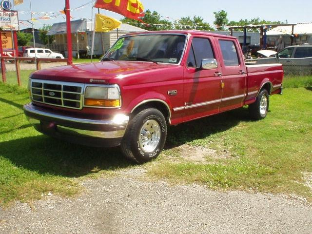 Auto Sale In Splendora Tx: 1995 Ford F150 XLT SuperCab For Sale In Angleton, Texas