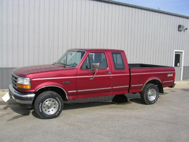 1995 ford f150 xlt supercab for sale in atlantic iowa classified. Black Bedroom Furniture Sets. Home Design Ideas