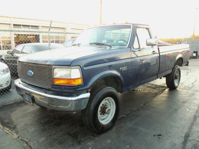 Cars For Sale In Lexington Ky: 1995 Ford F-250 XL Car For Sale In