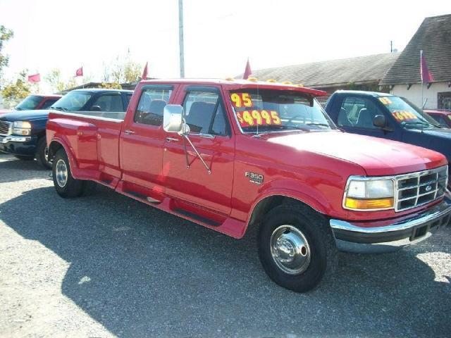 Carfax Dealer Login >> 1995 Ford F350 XL for Sale in Somerset, Kentucky