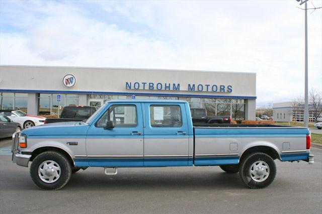 1995 ford f350 xl for sale in miles city montana. Black Bedroom Furniture Sets. Home Design Ideas