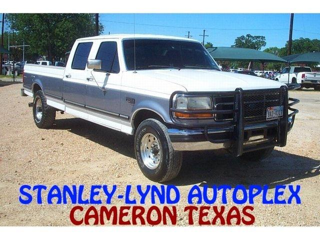 1995 ford f350 xl for sale in cameron texas classified. Black Bedroom Furniture Sets. Home Design Ideas