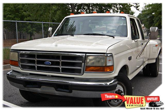 1995 ford f350 xl for sale in marietta georgia classified. Black Bedroom Furniture Sets. Home Design Ideas