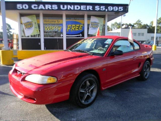 1995 ford mustang 1995 ford mustang car for sale in jacksonville fl 4365458851 used cars. Black Bedroom Furniture Sets. Home Design Ideas
