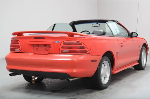 1995 ford mustang convertible gt for sale in guthrie north carolina classified. Black Bedroom Furniture Sets. Home Design Ideas