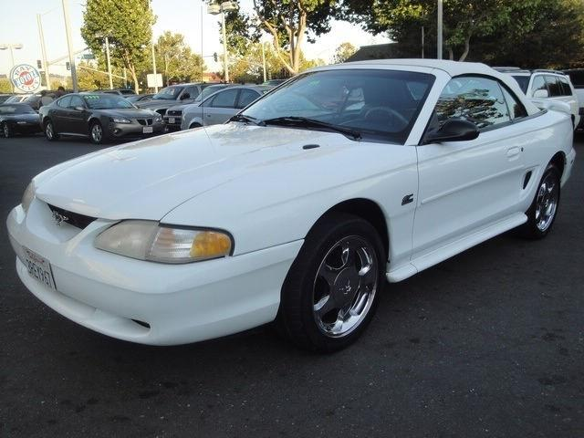 1995 ford mustang gt for sale in san leandro california. Black Bedroom Furniture Sets. Home Design Ideas