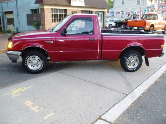 1995 ford ranger for sale in dunellen new jersey. Black Bedroom Furniture Sets. Home Design Ideas