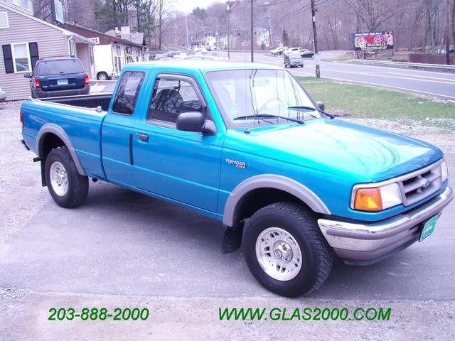 1995 ford ranger stx for sale in seymour connecticut. Black Bedroom Furniture Sets. Home Design Ideas