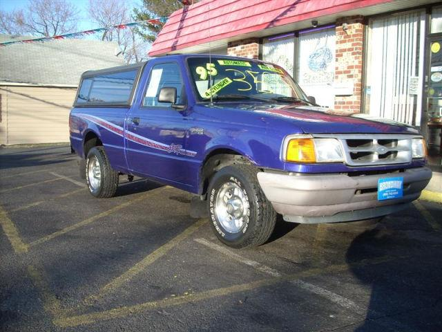 1995 ford ranger xl for sale in westville new jersey. Black Bedroom Furniture Sets. Home Design Ideas