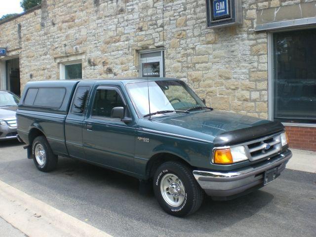 1995 ford ranger xlt for sale in marseilles illinois. Black Bedroom Furniture Sets. Home Design Ideas