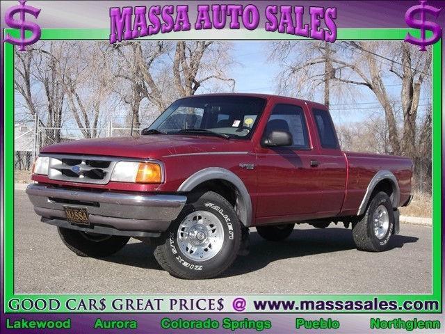 1995 Ford Ranger Xlt For Sale In Denver Colorado