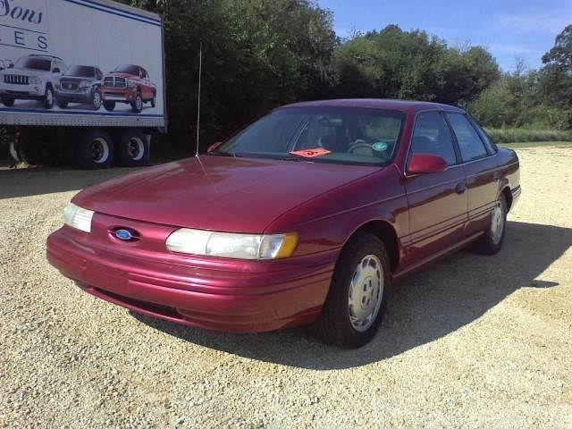 1995 Ford Taurus Gl For Sale In Cedarville Illinois