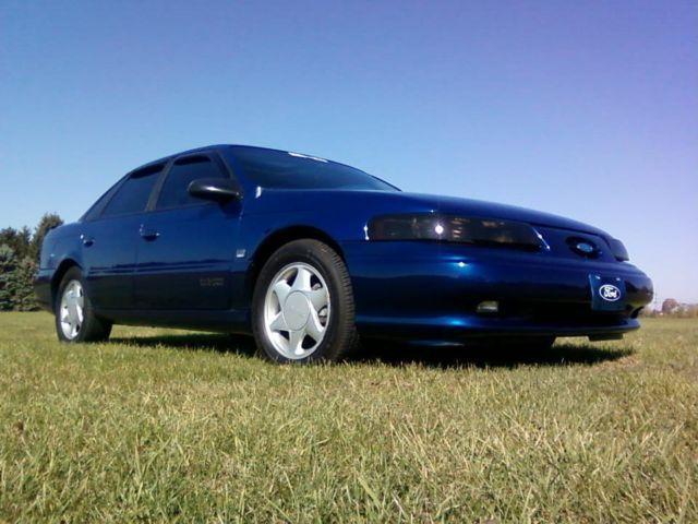 1995 ford taurus sho all original excellent shape for sale in java center new york classified. Black Bedroom Furniture Sets. Home Design Ideas