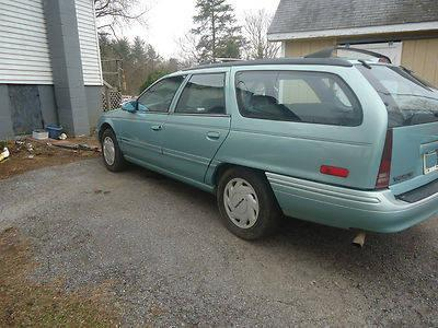 1995 Ford Taurus Station Wagon for Sale in Sperryville, Virginia ...