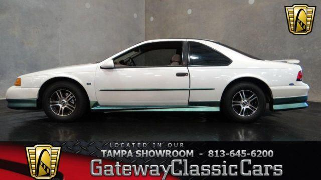 1995 ford thunderbird lx low miles 358tpa for sale in. Black Bedroom Furniture Sets. Home Design Ideas