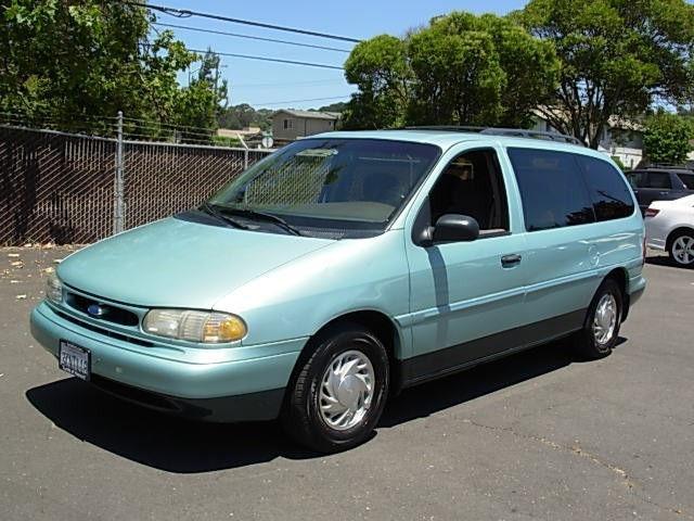 1995 ford windstar for sale in hayward california. Black Bedroom Furniture Sets. Home Design Ideas
