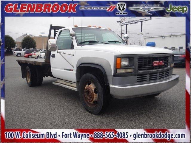1995 gmc sierra c3500 hd chassis base fort wayne in for sale in fort wayne indiana classified. Black Bedroom Furniture Sets. Home Design Ideas