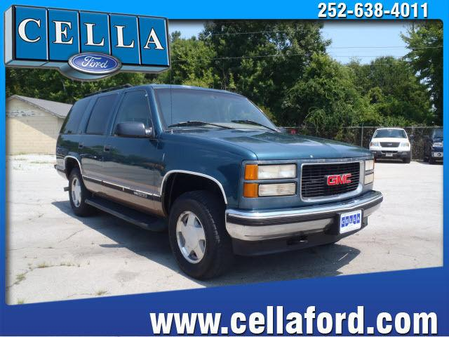 1995 gmc yukon for sale in new bern north carolina classified. Black Bedroom Furniture Sets. Home Design Ideas