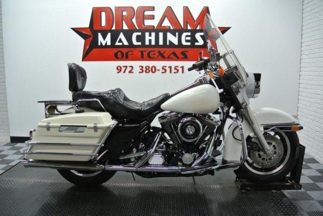1995 Harley Davidson Flhtp Electra Glide Police For Sale