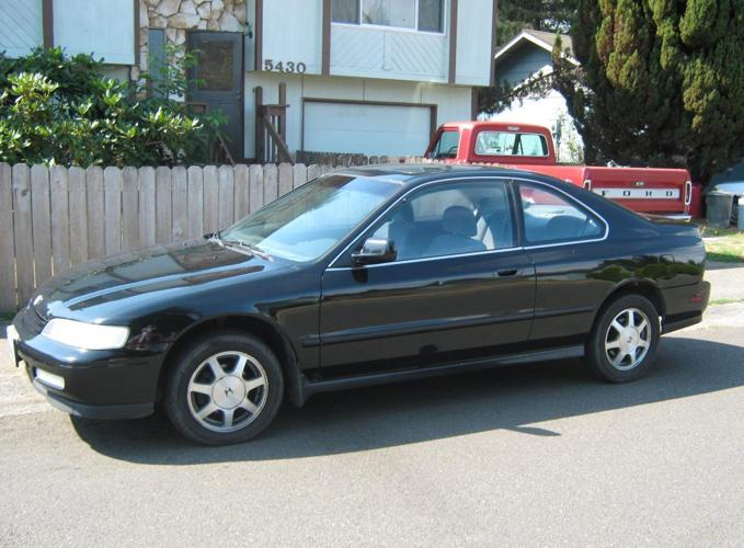 1995 Honda Accord Ex Coupe For Sale In Marysville Washington Classified Americanlisted Com