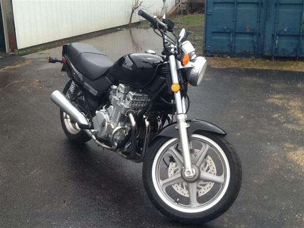 1995 Honda CB750 Nighthawk