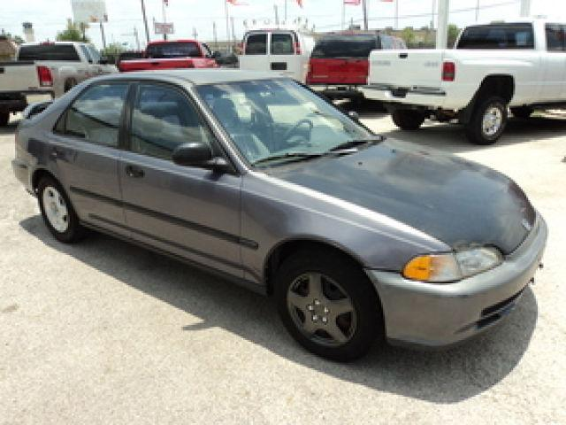 American Auto Sales Houston Tx: 1995 Honda Civic DX For Sale In Houston, Texas Classified