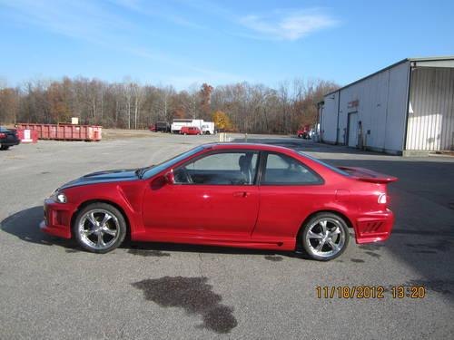 1995 honda civic ex coupe manual for sale in milford for Honda milford ct