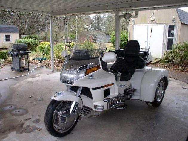 1995 Honda Goldwing