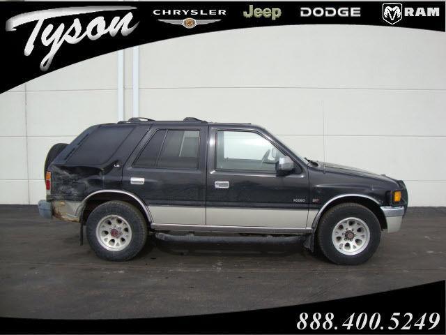 1995 Isuzu Rodeo Ls For Sale In Shorewood Illinois