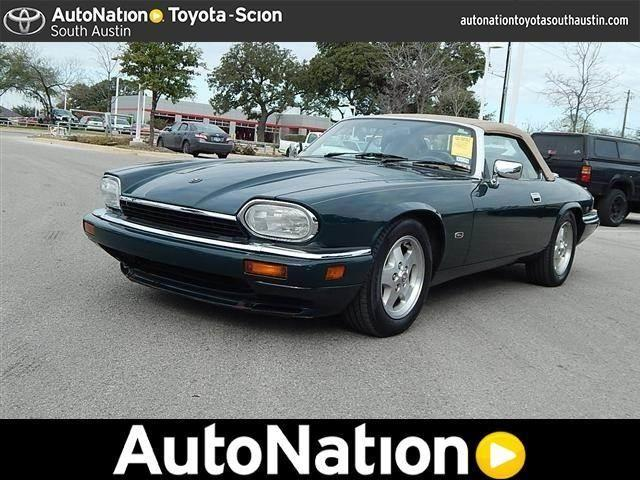 1995 jaguar xjs for sale in austin texas classified. Black Bedroom Furniture Sets. Home Design Ideas